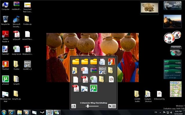 Windows 7 miniWE 3.0.0.16 full